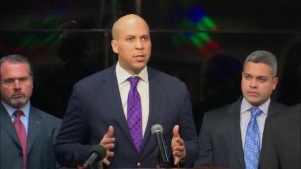 Mayor Booker outraged by beating video
