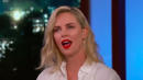 Charlize Theron Explains How Her Mom Became Her Weed Dealer