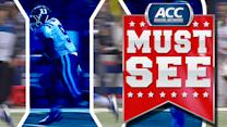 Duke's Josh Snead Rumbles To The Endzone With Help From Jamison Crowder | ACC Must See Moment