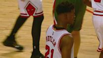 All-Access: Jimmy Butler Mic'd Up in Game 2 Win Over Bucks