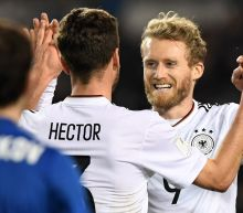 Schuerrle nets twice for five-star Germany