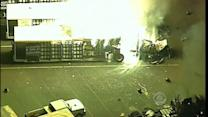 Explosions at Florida gas plant leave several in critical condition