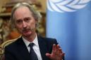 Syria's warring parties agree to Geneva talks: U.N. envoy