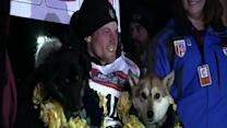 Raw: Seavey Wins 2nd Iditarod in Bizarre Finish