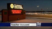 Teacher Fixed Student's Work For Sex Act: Prosecutors