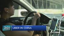 Tracking Uber's progress in China