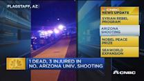 CNBC update: Arizona shooting