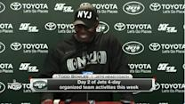 New York Jets begin second day of OTAs with Geno Smith as the starter