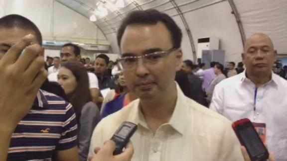 Cayetano vows to probe slow poll results