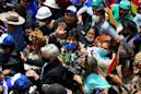 Ex-president Morales makes Bolivia return from exile