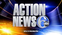 Driver accused of trying to run down Philadelphia police officer