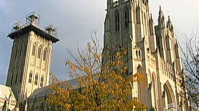 Quake causes millions in damage to D.C. church