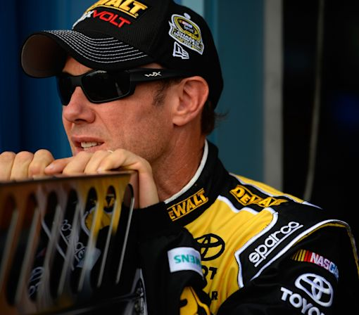 Matt Kenseth OK with inspection rules change but wishes it was made earlier
