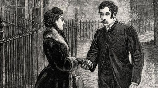 13 Weird Etiquette Rules Victorians Had To Follow