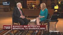 We're not SIFI: Buffett