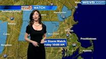 JC's Tuesday Boston area forecast