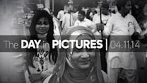 Day in Pictures: 4/11/14