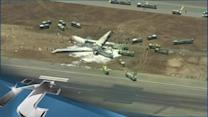 Disaster & Accident Breaking News: Asiana Flight 214 Crashes