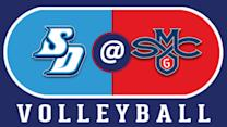 Volleyball Game of the Week: San Diego vs Saint Mary's