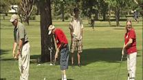 Stroke survivors get back into the swing of things