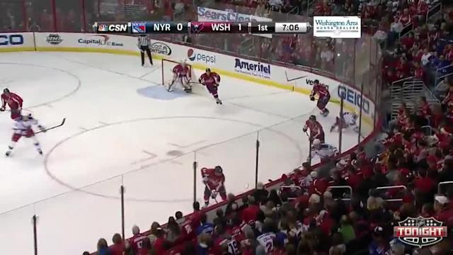 NY Rangers Rangers at Washington Capitals - 12/27/2013