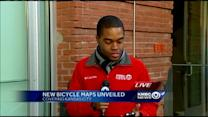 Kansas City unveils new map of bike routes