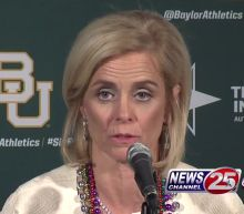 Baylor coach Kim Mulkey on criticism of school's safety: 'Knock them right in the face'