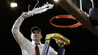 For Frank Martin, it's the Final Four, finally
