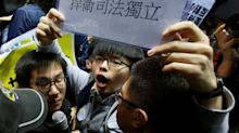 """Teenager vs. Superpower"": Watch the new movie about the Hong Kong student who stood up to China"