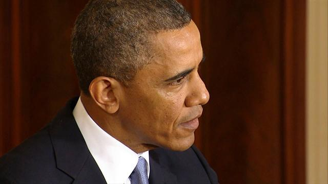 Obama: Benghazi talking points issue a