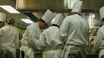 NY Cadets and Chefs Join Forces in the Kitchen