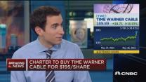 Charter to buy Time Warner Cable for $195/share