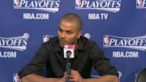 Press Pass:Tony Parker