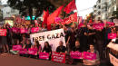 Hundreds In Israel And Beyond Protest Killings Of Palestinians On Gaza Border