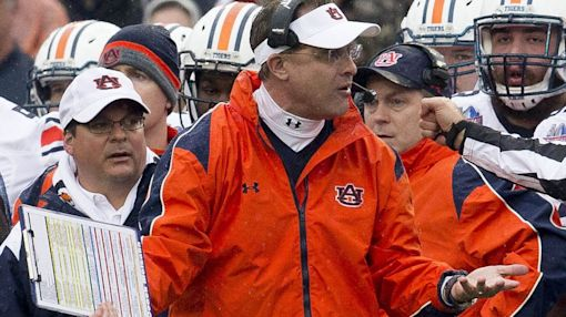 Gus Malzahn has gone from Nick Saban's nemesis to the hot seat. Will Auburn rebound?