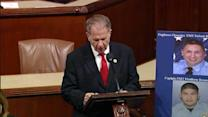 Rep. Ted Poe honors fallen firefighters