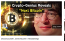 Meet the man behind those ?bitcoin genius? ads all over the internet