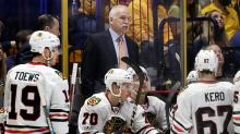 Changes coming for Blackhawks after another first-round loss
