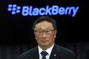 BlackBerry posts surprise revenue rise on higher software, licensing demand
