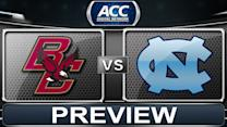 Preview | Boston College vs North Carolina | ACC Digital Network