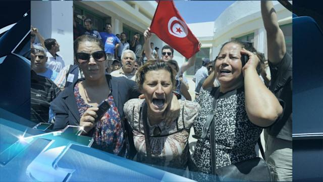 Breaking News Headlines: Protests Flare Again in Tunisia After Brahmi Assasination