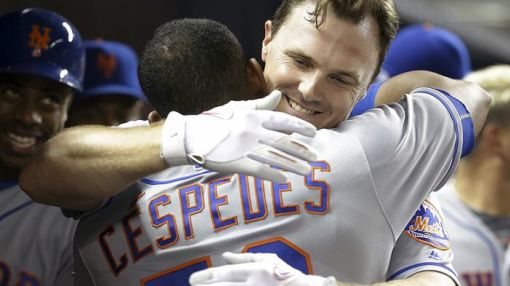 Mets gain separation in wild-card race as Giants and Cardinals fall