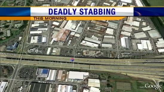 HPD arrest man in connection with deadly Mapunapuna stabbing