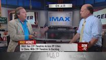 IMAX's big picture: CEO