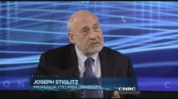 Euro zone was flawed from the start: Stiglitz