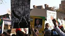 South Africa Celebrates Mandela's 95th Birthday