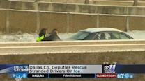 Dallas County Deputies Come To The Rescue Thursday Morning