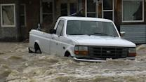 Thawing in Midwest causing flood conditions
