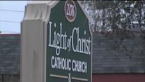 Four churches robbed in four days