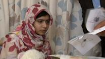 Pakistani Girl Shot By Taliban Continues to Inspire Through Recovery